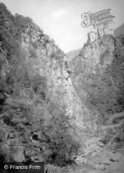 Val D'ega Pass 1938, Eggental