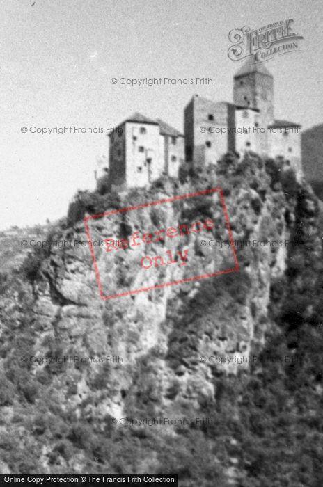 Photo of Eggental, Val D'ega Pass, Karneid Castle 1938