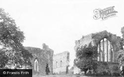 Egglestone Abbey, 1890