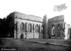 1890, Egglestone Abbey