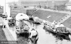 Egham, Boating 1907