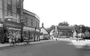 Egham, High Street c1950