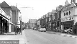 Egham, High Street c.1965