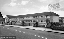 Egham, Hythe County Secondary School c.1965