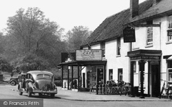 Egham, The Kings Arms c.1955