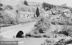 Eglingham, The Bridge c.1955