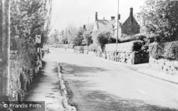 Eglingham, The Village c.1955
