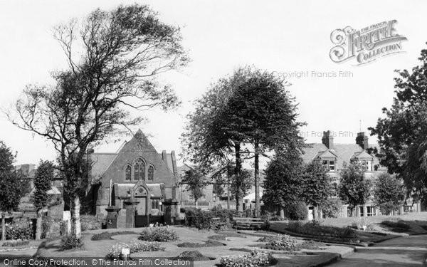 Egremont, Castle Grounds c1965