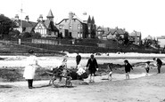 Egremont, from the Sands 1895