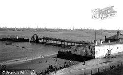 Egremont, Landing Stage 1890