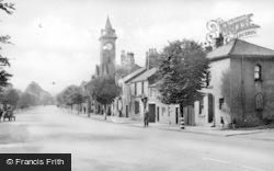 Main Street c.1939, Egremont