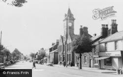 Main Street c.1965, Egremont