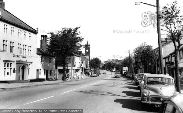 Egremont, Main Street c1960.  (Neg. E192013)  © Copyright The Francis Frith Collection 2008. http://www.francisfrith.com