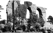 Egremont, the Castle c1965
