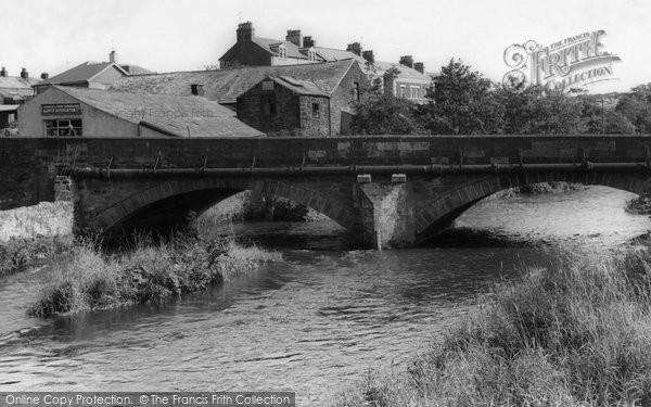 Egremont, the River Ehen c1965