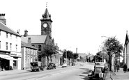 Egremont, Town Hall and Main Street 1963