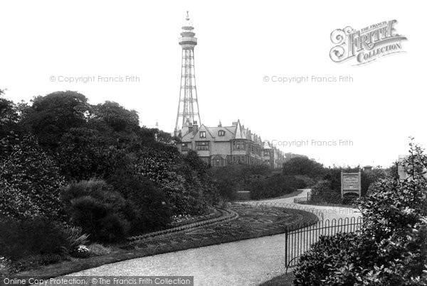 Egremont, Vale Park 1912