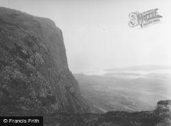 Eigg, An Sgùrr c.1957