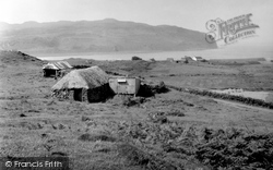 Eigg, Bay Of Laig 1957
