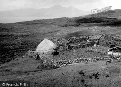 Eigg, Farm Steading And Rhum 1957