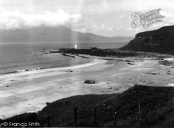Eigg, Rhum From The Singing Sands 1957