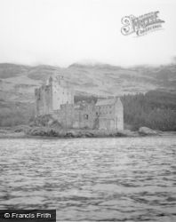 Eilean Donan, Castle 1960