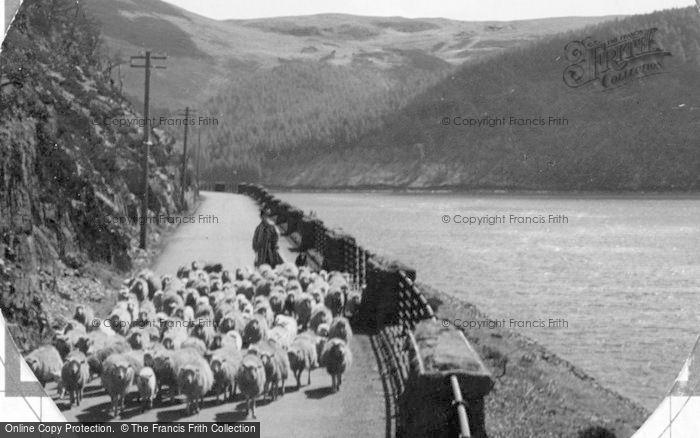 Photo of Elan Valley, c.1950