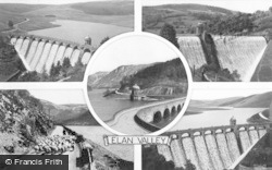 Elan Valley, Composite c.1955