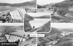 Elan Valley, Composite c.1960