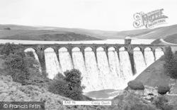 Elan Valley, Craig Goch c.1960