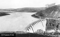 Elan Valley, Craig Goch Dam c.1932