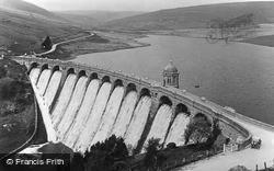 Elan Valley, Craig Goch Dam c.1950