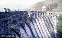 Elan Valley, Craig Goch Dam c.1985