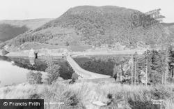 Elan Valley, Garreg Ddu c.1960