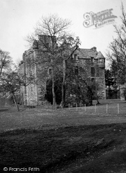 Elcho Castle, 1948