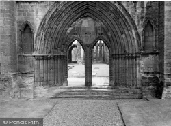 Elgin, Cathedral 1961