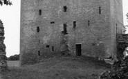 Elgin, Spynie Palace 1961