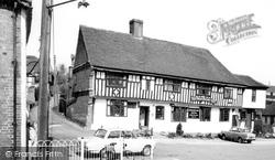 Elham, Abbots Fireside c.1965