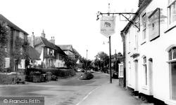 Elham, High Street c.1960