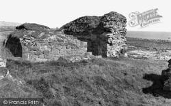 Elie, Ardross Castle 1953