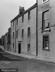 Elie, Duddingston Hall, South Street 1953
