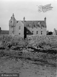 Elie, Elie Castle 1953