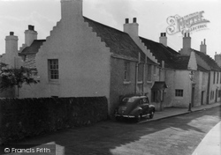 Elie, South Street 1953