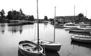Eling, Quay c1955