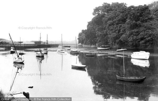 Eling, the Quay c1955