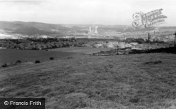 Elland, General View c.1965