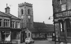 Elland, St Mary's Church c.1960