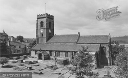 Elland, St Mary's Church c.1965