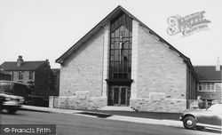 Elland, St Patrick's Church c.1960