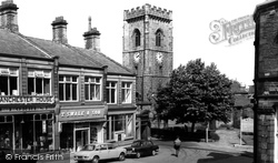Elland, The Cross c.1965